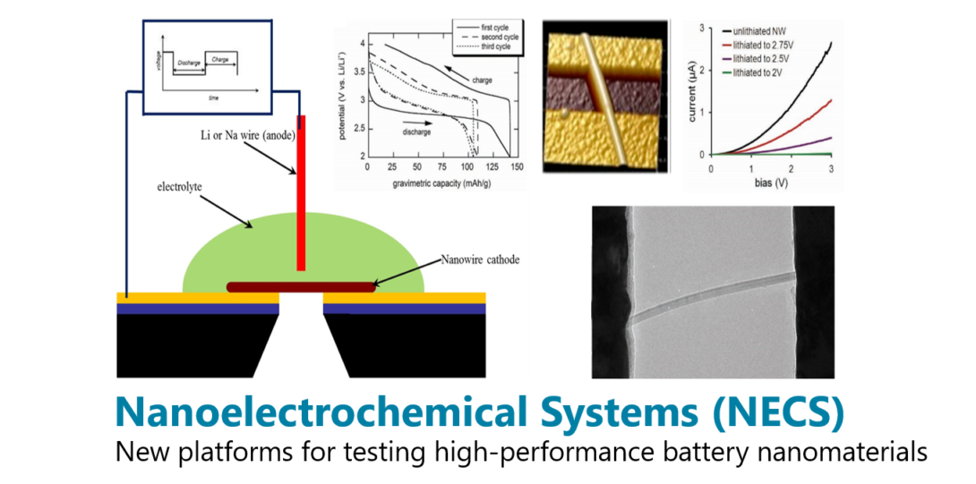 Nanoelectrochemical Systems